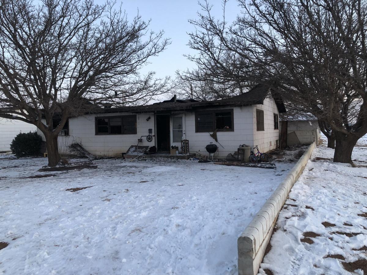 Morton House Fire 2