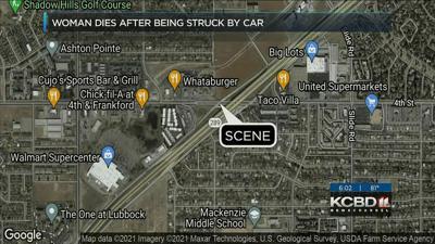 Fatal crash West Loop & 4th Street