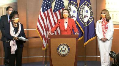 Nancy Pelosi file AP