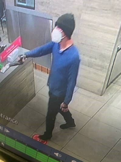 Burger King agg robbery