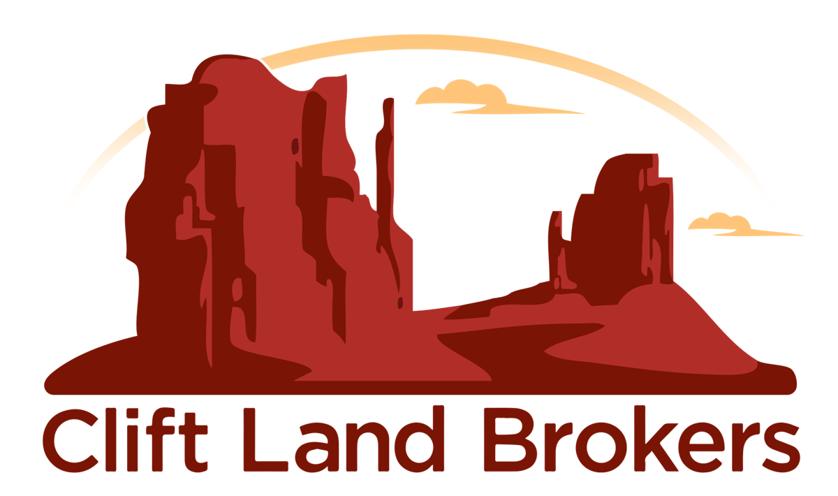 Clift Land Brokers 2017 Logo