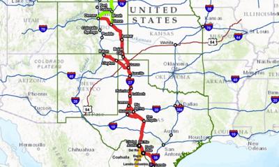 Ports to Plains interstate plan