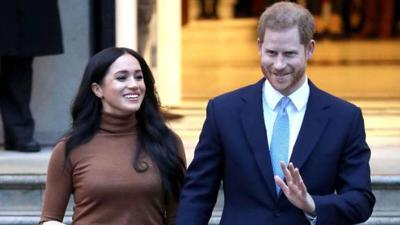 Prince Harry & Meagan Markle