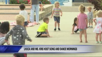 'Song and Dance' mornings at LHUCA