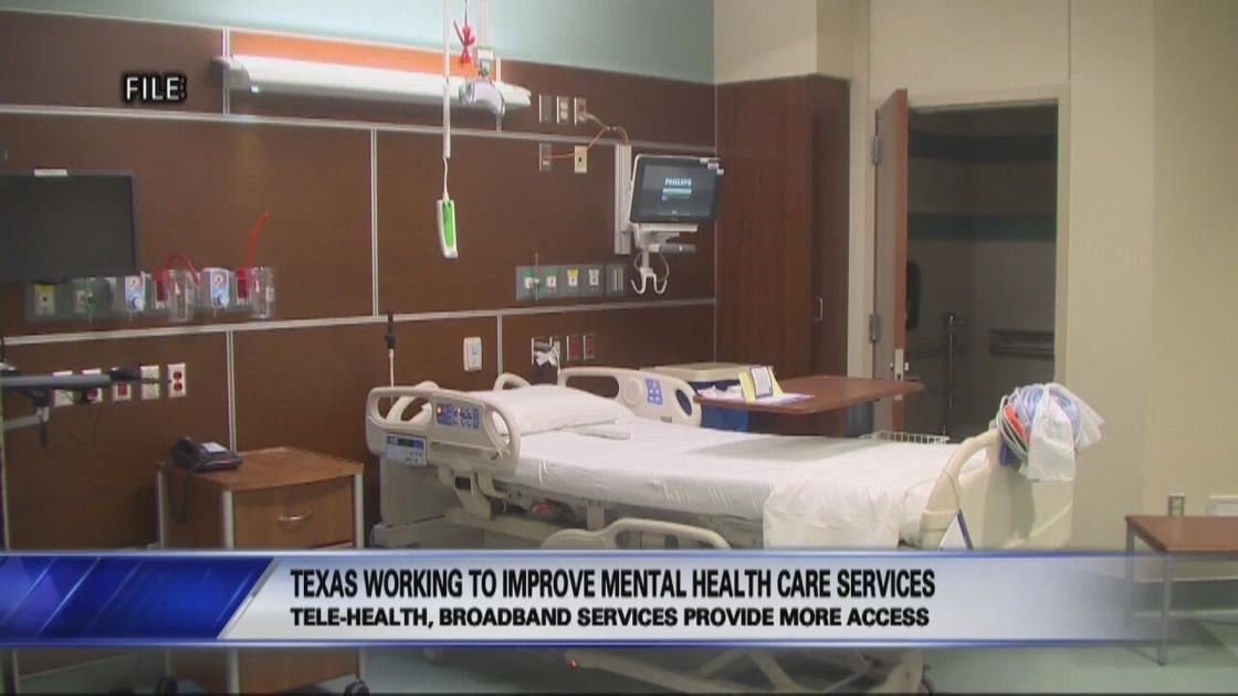 Report: Texas improving access to mental health care ...