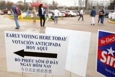 Tribune early voting