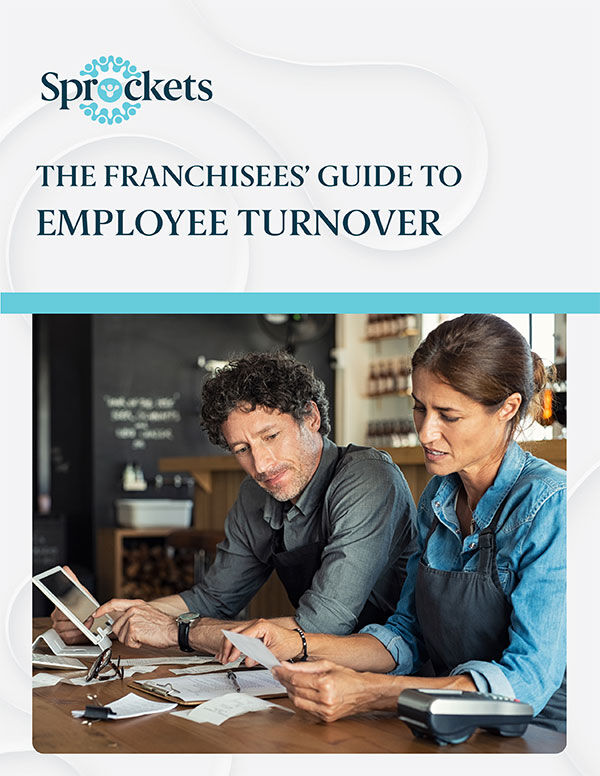 The Franchisees Guide to Employee Turnover Cover