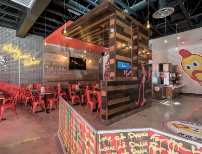 Dave's Hot Chicken comes to Canada