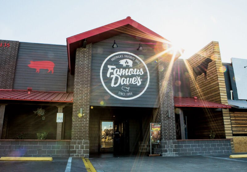 Famous Dave's climbs back from the brink with off-premises focus