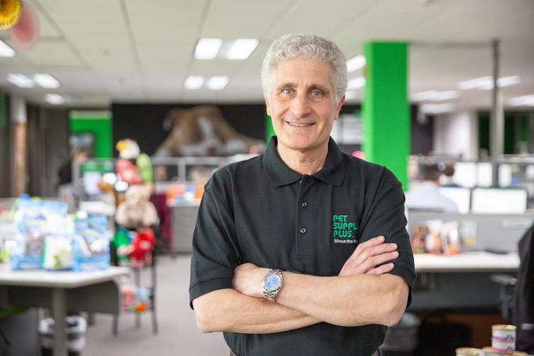 Jeff Bonanni Pet Supplies Plus franchisee