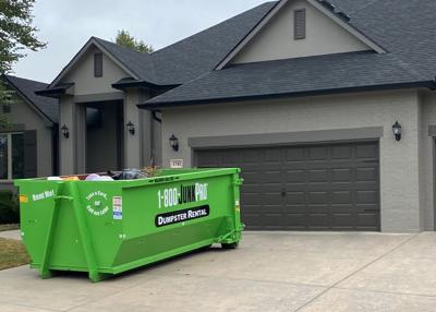 JunkPro dumpster rental