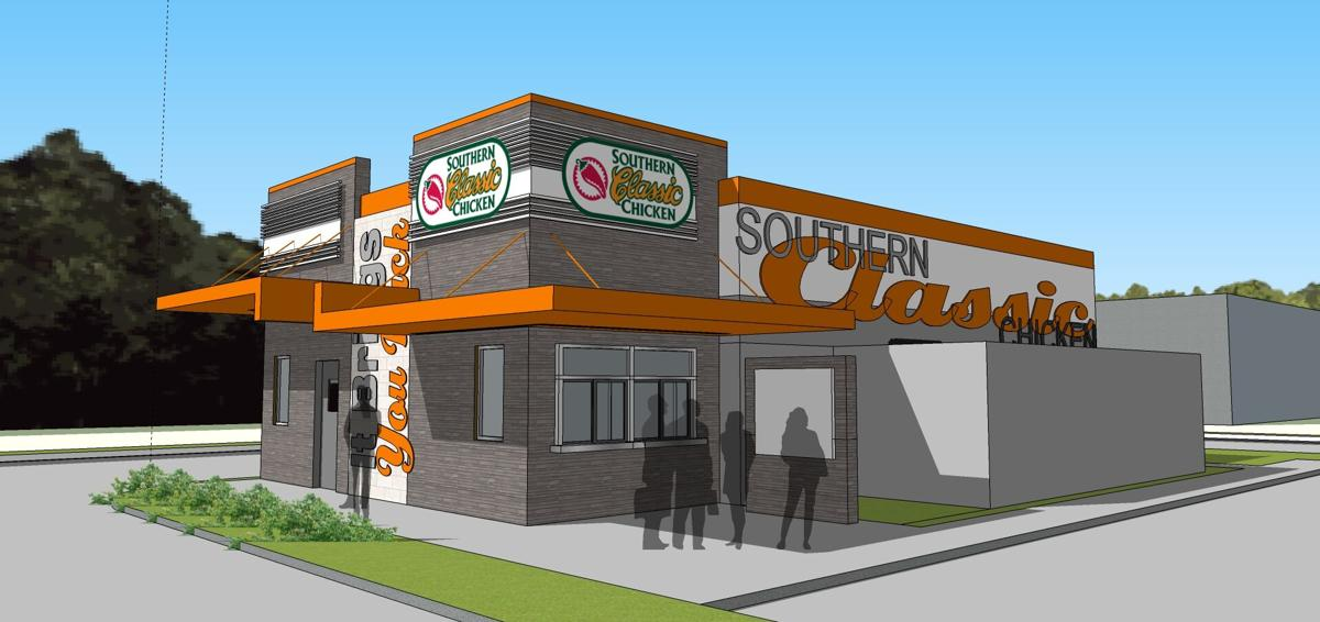 Southern Classic rendering