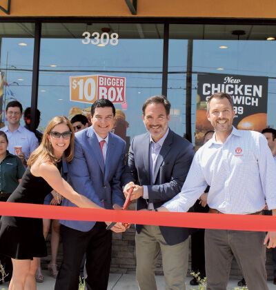 QSR brands help franchisee Sun Holdings hit 1,000 units