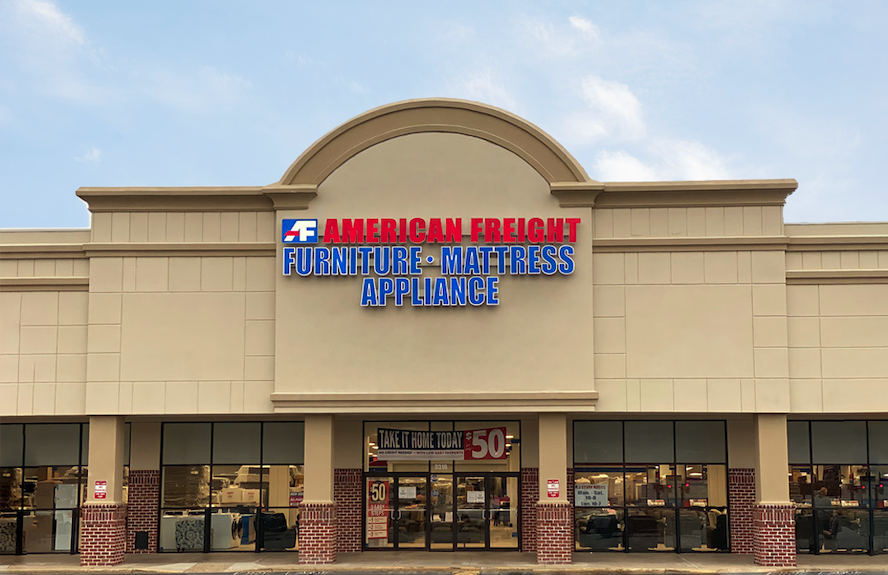 American Freight store
