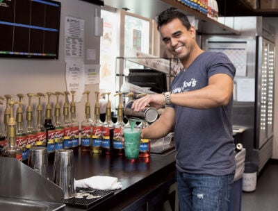 Now CEO, first Aroma Joe's franchisee gets brand in growth mode