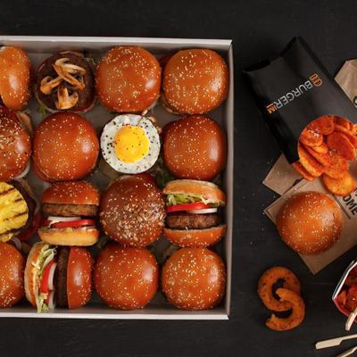 Burgerim offerings
