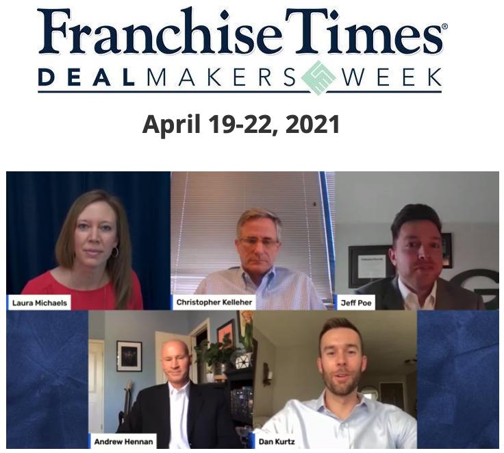 Dealmakers Week panel April 19
