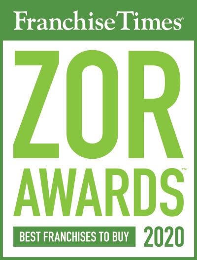 Zor Awards names 10 best franchises to buy