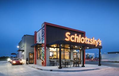 Schlotzskys Design 1800 Derby, Kansas