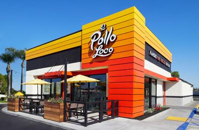 El Pollo Loco's new design