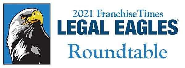Franchise Times Legal Eagles Logo