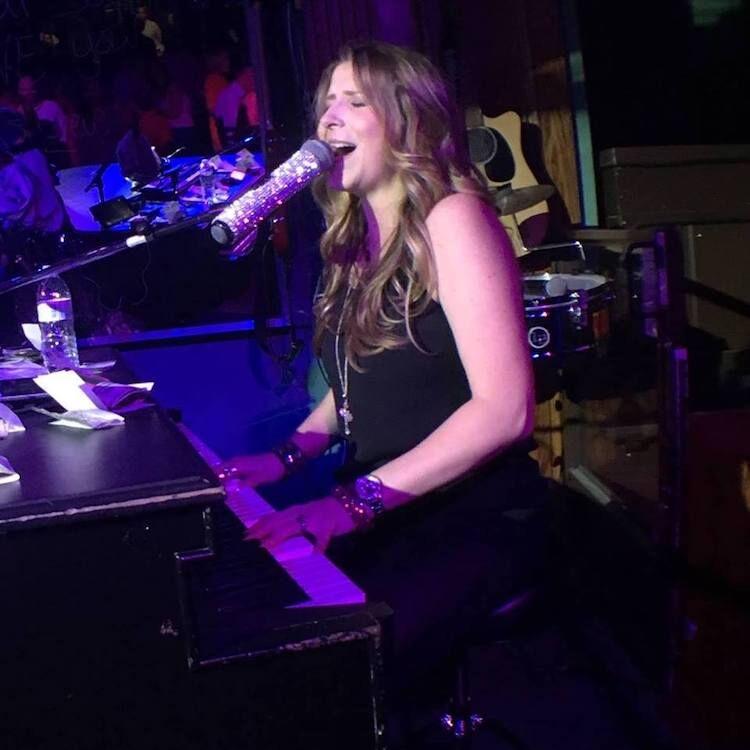 Jen on Piano-Wild Wing Cafe.jpg