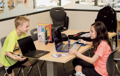 Startups try to entice kids to code