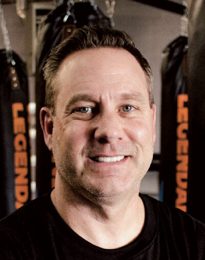 Legends Boxing preaches a gospel of grit
