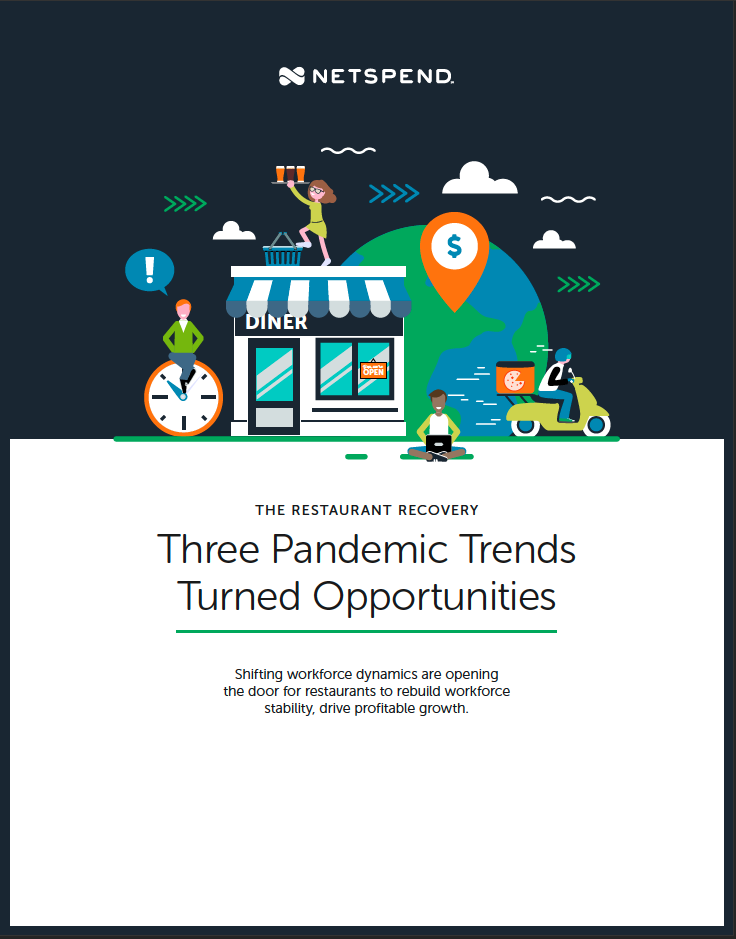 Restaurant Recovery: Three Pandemic Trends-Turned-Opportunities Cover