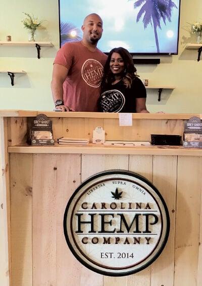 Carolina Hemp Co. attracts true believers in CBD