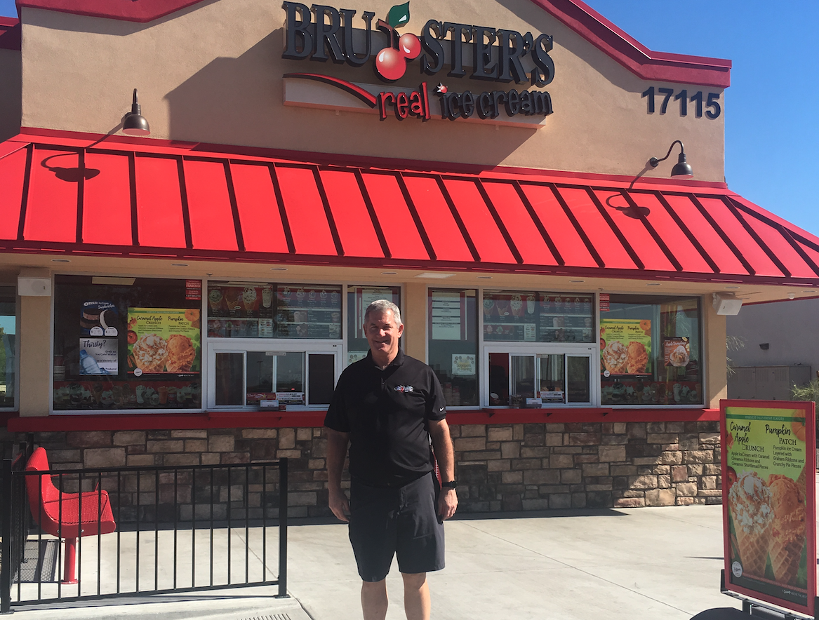 Convenience, Ice Cream's Appeal Drive Bruster's Growth