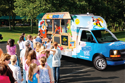 Mobile Concepts Are the Future, Kona Ice CEO Says