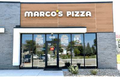 Marco's Pizza on Balancing Service, Social Distance