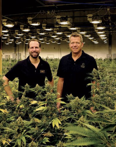 Unity Rd.'s race to win the weed business
