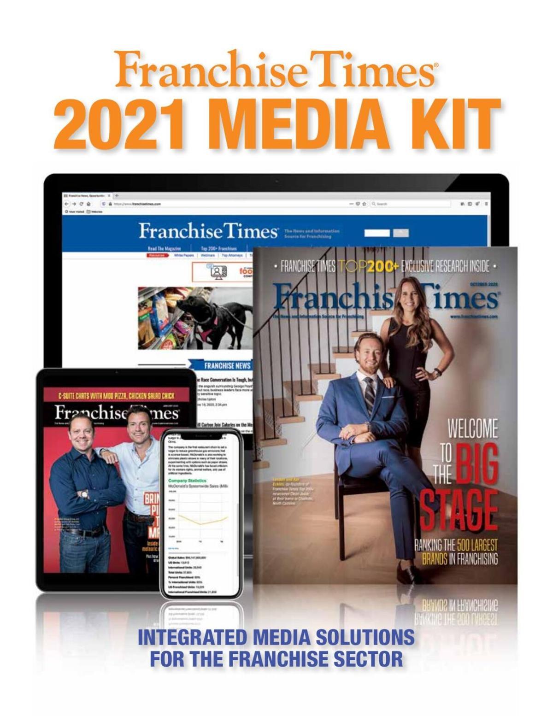 2021 Franchise Times Media Kit