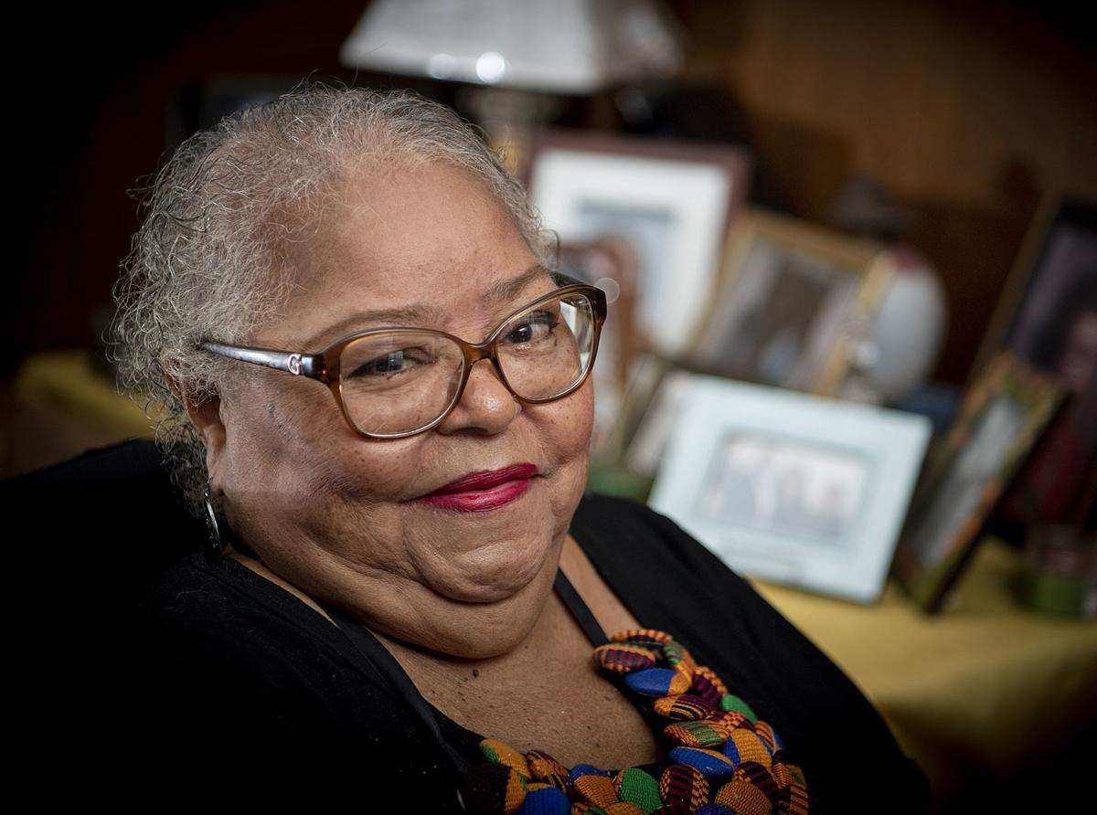 Diversity Mary Harris