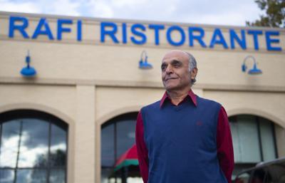 Rafi Ristorante Closing