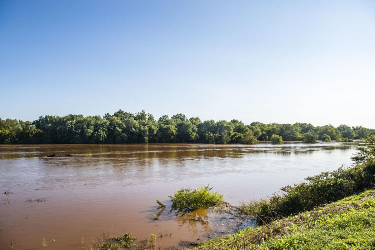 Flooding at Monocacy River