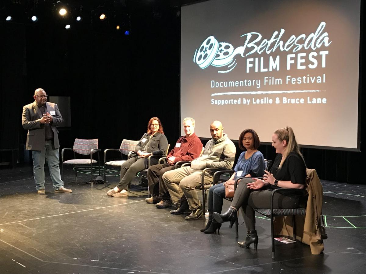 2019 Bethesda Film Fest Filmmaker Q&A