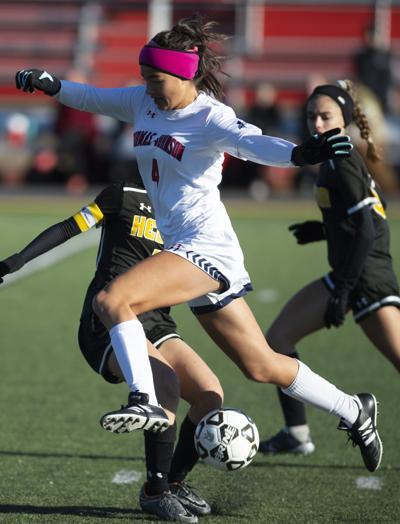 TJ v Mount Hebron Girls Soccer
