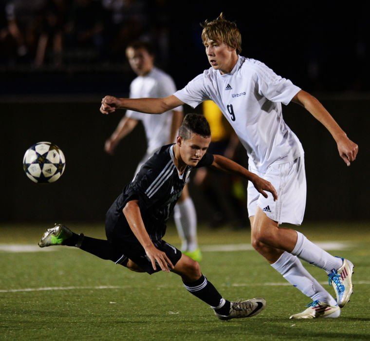 Urbana plays Tuscarora in county soccer tournament ...