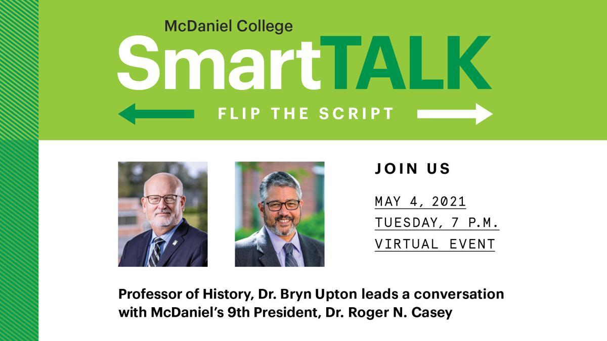 McDaniel College Virtual SmartTALK