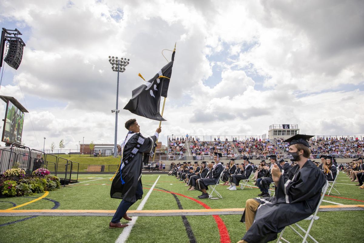 Oakdale High School Graduation