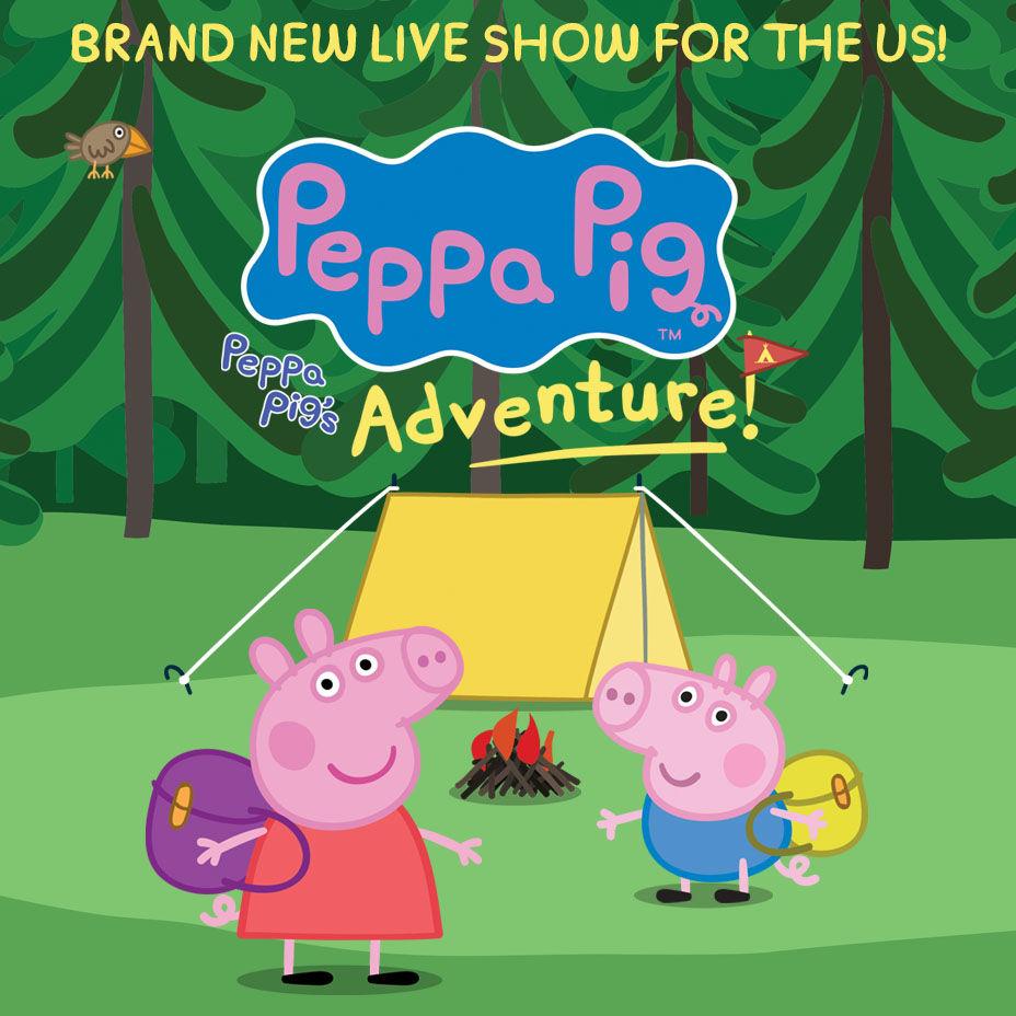 PEPPA PIG LIVE! – Peppa Pig's Adventure