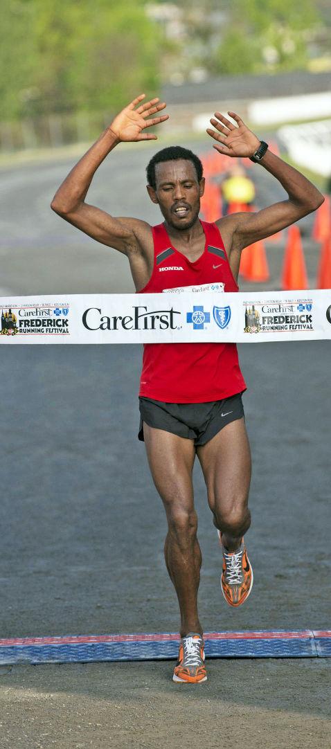 Marathon Gebre