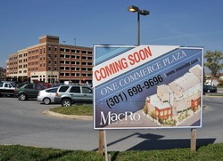 Site considered for combined hotel and conference center