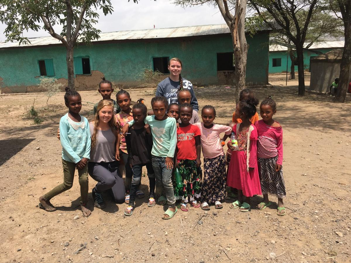 CTC students return from Ethiopia with success and life