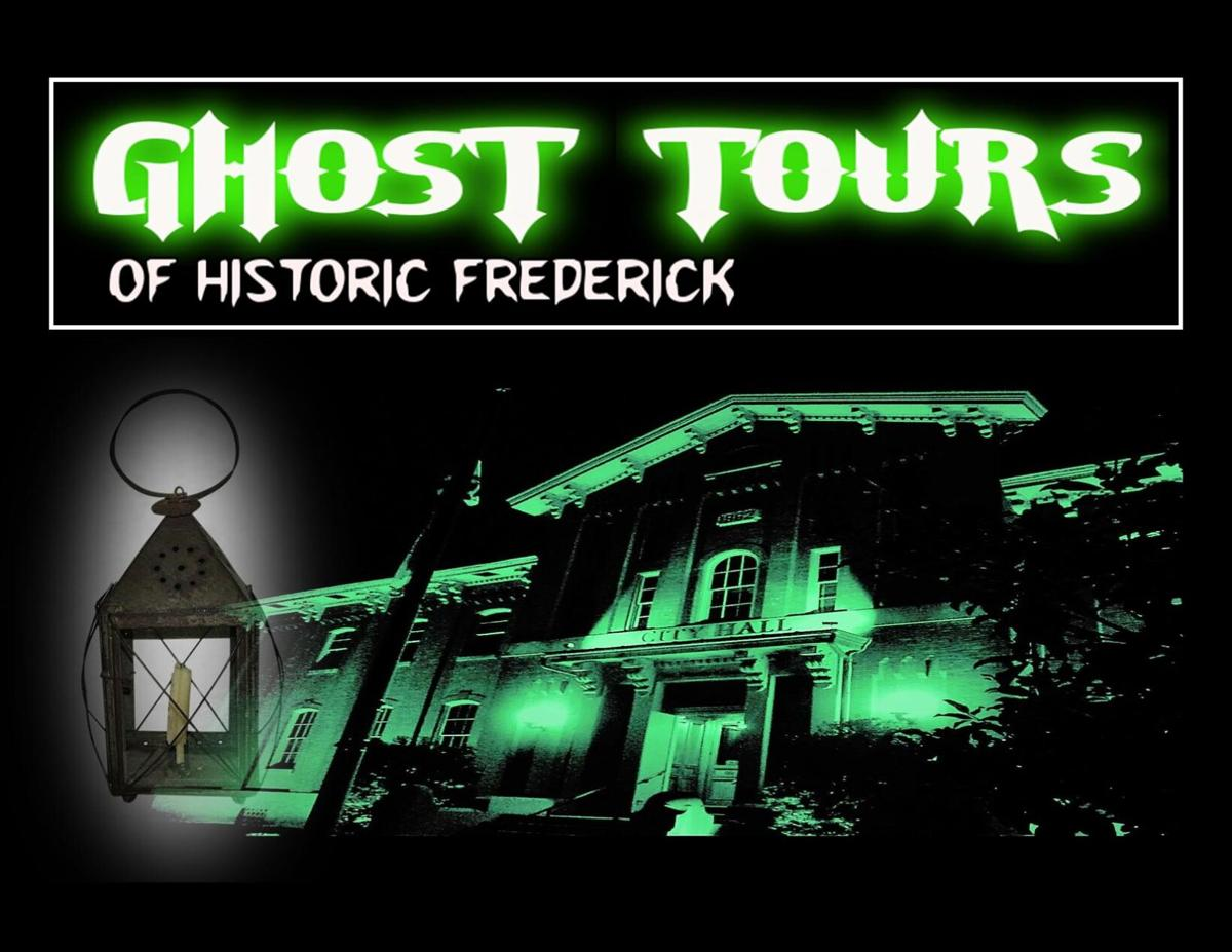 """Maryland's Most Haunted City!"""
