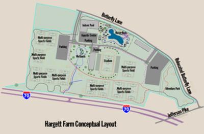 Regional park at Hargett Farm estimated at $51.3M