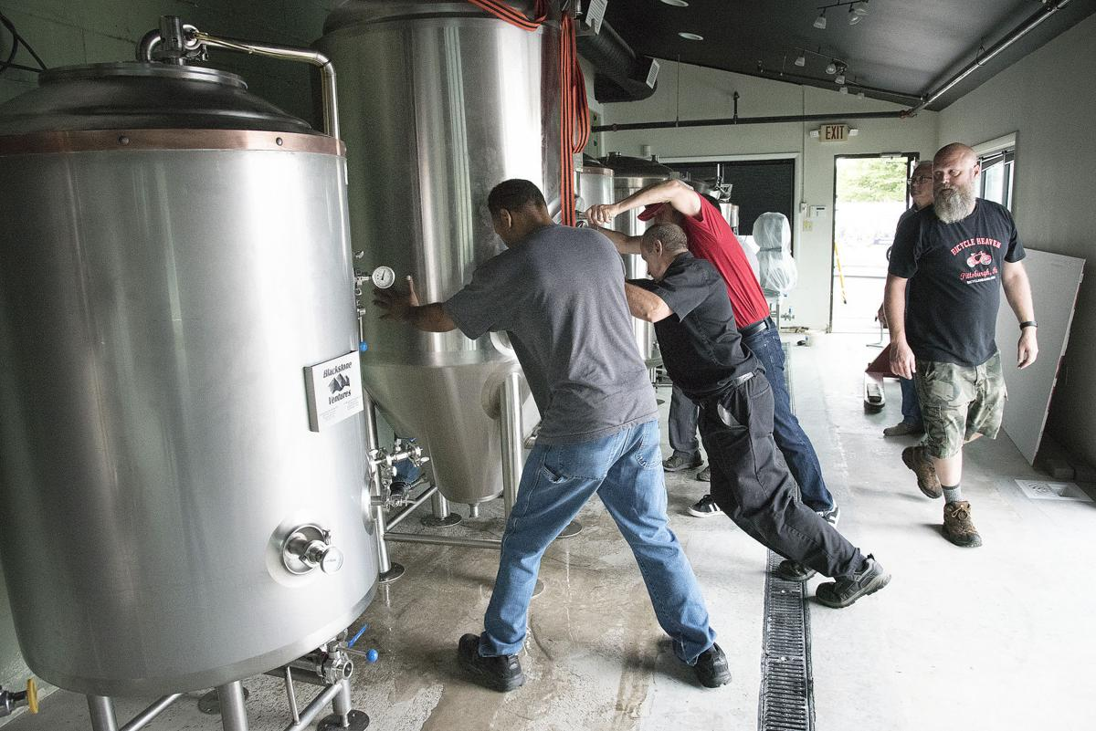 DG Rockwell Brewery new tanks 2